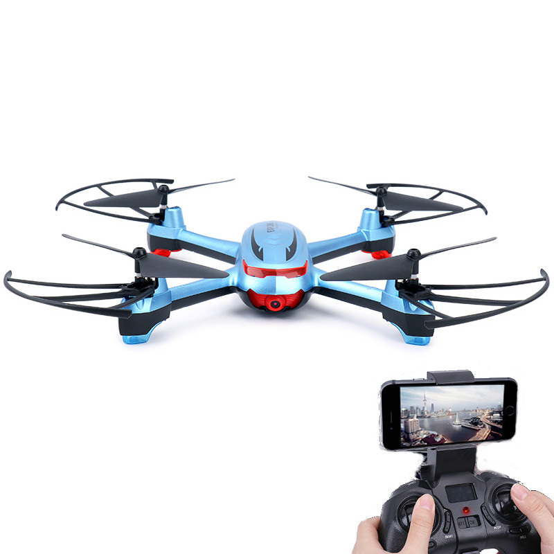 New Arrival Dowellin Toys X20 720P WIFI FPV With 2MP Wide Angle HD Camera High Hold Mode RC Drone Quadcopter RTF VS JJRC Hubsan jjrc h12wh wifi fpv with 2mp camera headless mode air press altitude hold rc quadcopter rtf 2 4ghz