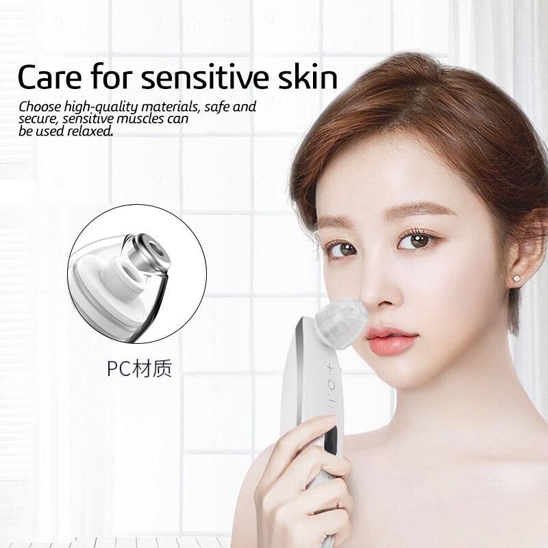 pele rosto poros profundos limpador acne espinha