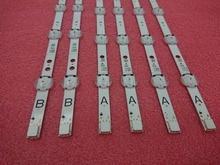 Striscia di retroilluminazione A LED 6 pezzi per Toshiba 49U5863DB 49U6763DA 49U6763DB 49U5766DB VESTEL 49 UHD DRT VNB A B LT 49C870A LT 49C862