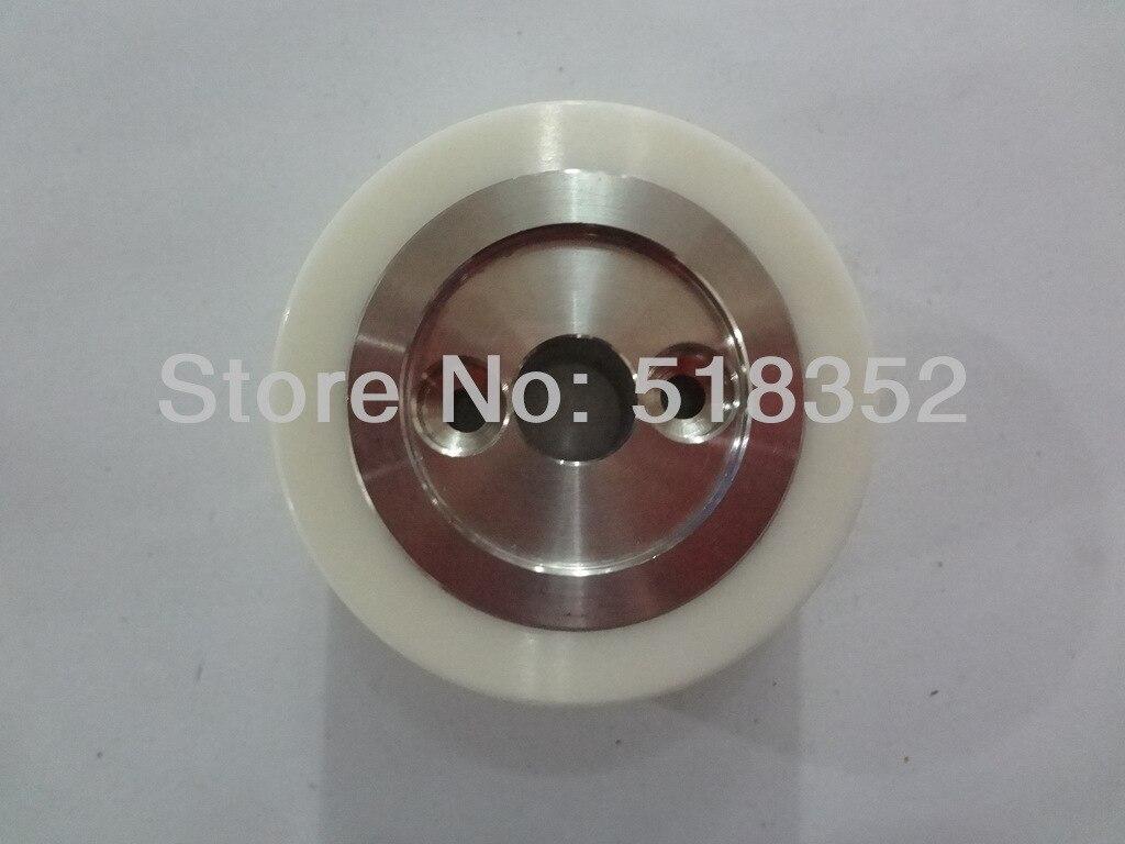 X055c009g51 M410C Mitsubishi белый керамический нущим роликом OD57mmx T25mm для англии ( в ) WEDM-LS деталей машин