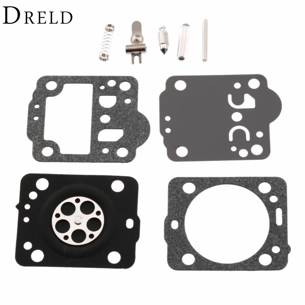 Carburetor Carb Rebuild Repair Kit Gasket Diaphragm For Husqv Arna Chainsaw 235 236 JONSERED CS2234 CS 2238 ZAMA CARB KIT RB-149 dreld carburetor repair kit carb rebuild tool gasket set for walbro k20 wat wa wt stihl hs72 hs74 hs76 hs75 hs80 chainsaw parts