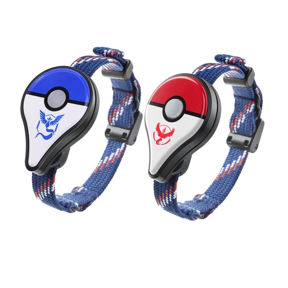 Bluetooth Wristband Bracelet Watch Auto Catch For Pokemon GO Plus Accessories For Nintendo Balls Smart Wristban For Pokemon GO Plus