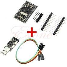 OOTDTY USB2.0 К 6Pin TTL Конвертер CH340G + Pro Mini Atmega328 5 В 16 М Для Arduino