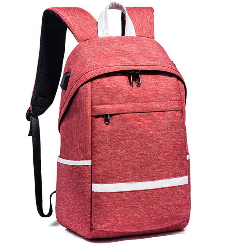 Clean Sale School Bags Laptop Backpacks Women Large Capacity Canvas College Student Schoolbags For Teenager Girl