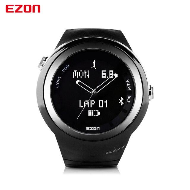 Original EZON Brand S3 Watch Digital Watch Bluetooth Smart Running Sport Watch for Mobile Phone relojes deportivos hombres