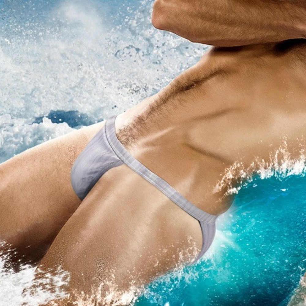 الرجال ملابس السباحة رجل السباحة جذوع ملابس السباحة منخفضة الخصر السباحة ملخصات الملاكم الشاطئ قصيرة تصفح مثير مثلي الجنس ملابس سباحة حريمي sunga masculina
