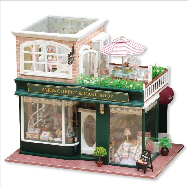 Home App Google Wishcom Customer Service Shopping Sites: Diy Miniature Wooden Doll House Furniture Kits Toys