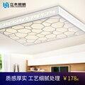 Nuevas luces de Techo iluminación interior led abajur luminaria moderna llevó las luces de techo para la sala de estar lámparas para el hogar Envío gratis