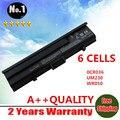Al por mayor nueva 6 celdas de batería del ordenador portátil para dell xps m1330 1330 1318 NT349 WR050 WR053 PU563 312-0566 312-0739 6 CÉLULAS Envío gratis