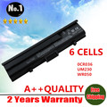 WHOLESALE New 6CELLS laptop battery for DELL XPS 1330 M1330 1318 NT349 WR050 WR053 PU563 312-0566 312-0739 6 CELLS Free shipping