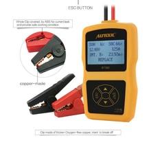 BT-360 DC 12V Vehicle Battery System Tester Car Charging Test Analyzer Tool For Standard