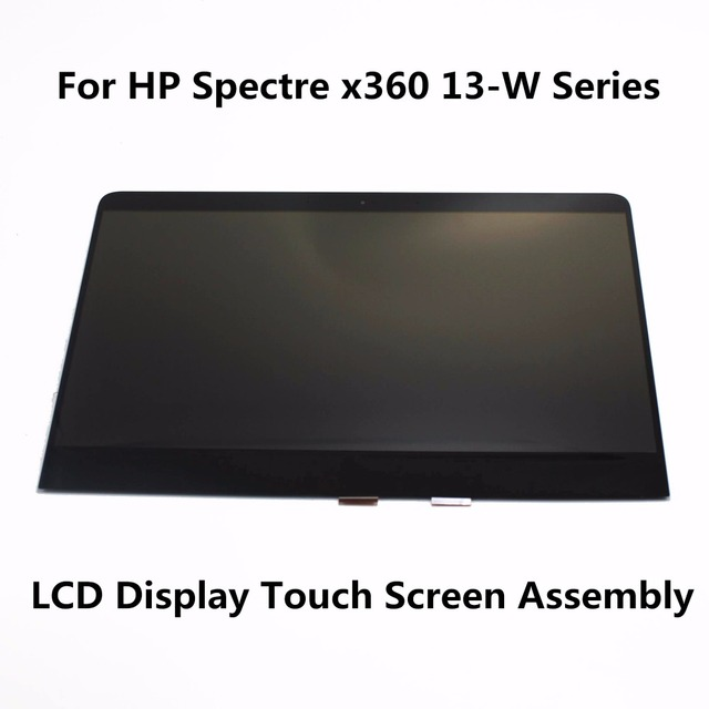 IPS For HP Spectre x360 13-W Series 13-W0J15PA N133HCE-GP1 Laptop Full LCD Screen Display Touch Glass Digitizer Panel Assembly