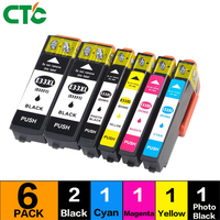 6PK 33XL Compatible ink cartridge for XP530 XP630 XP830 XP635 XP540 XP640 XP645 xp900 T3351.T3361 T3364 for Europe printer|ink cartridge|compatible ink cartridge|ink cartridge for epson -