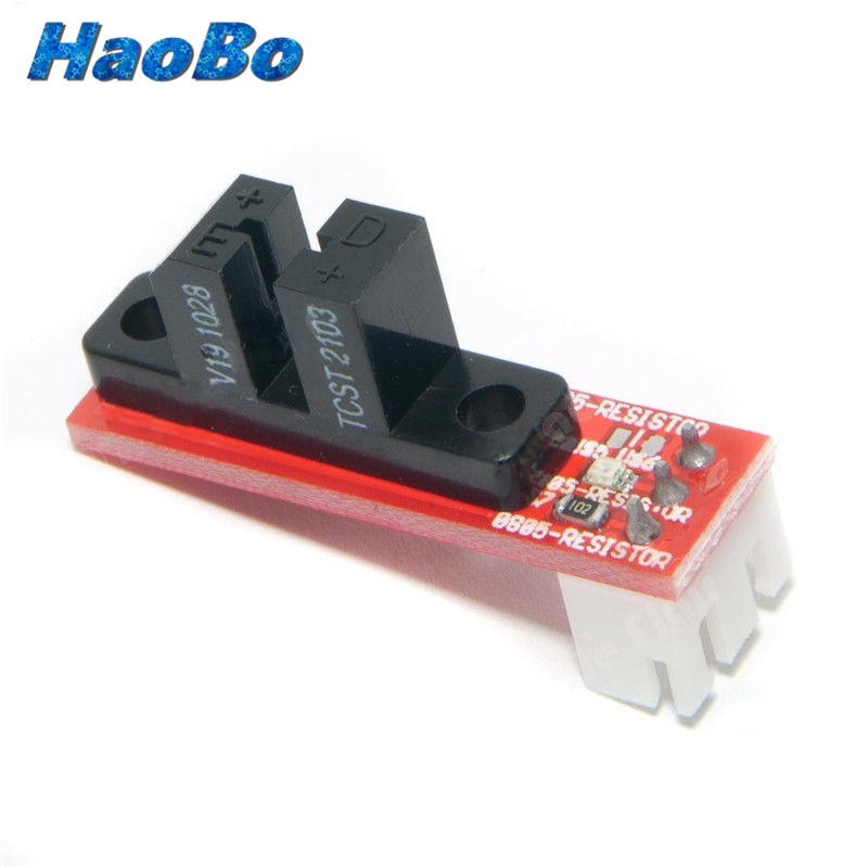 5PCS Optical Endstop Switch RepRap Mendel Prusa RAMPS V1.4 Arduino 3D Printer