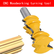 CNC Woodworking turning tool YG6X tungsten steel alloy Milling cutter CNC machining wood line 1/2'' * 1-1/8'' *2'' new 1 2 4 head 1 2 high levels high purity tungsten steel rod tungsten bars cutting hardness 45hrc 1 2 4