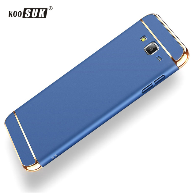 Full Protect Hard Case For Samsung J2 Prime G532 Gold Plated Back Cover Galaxy