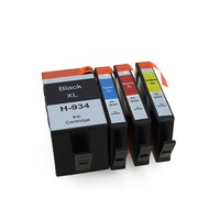 Full Ink 1Set 4 PCS Ink Cartridge For HP 934 935 XL HP934XL HP935XL For HP