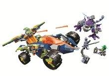BELA Nexo Cavaleiros Conjuntos de Blocos de Construção do Aaron Alpinista Kits Bricks Modelo Clássico Brinquedos Dos Miúdos Maravilha Compatível Legoe Nexo