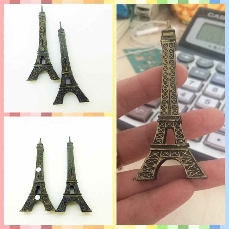 Free shipping 2pcs/lot France Tourist Souvenir Fridge Magnet Eiffel ...