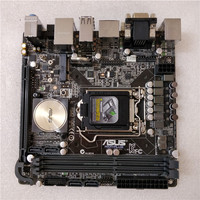 H97I PLUS mini ITX motherboard with M.2 solid state hard drive port motherboard used 90%new