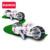 Diy blocos de construção eletrônicos de auto montado motocicleta bateria poder salmoura educação inteligência puzzle brinquedos modelo presente do menino