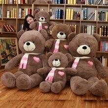 75/95 Cm Big Size Soft I Love U Smiling Bear Plush Toys Stuffed Animals Toy For Valentines Day