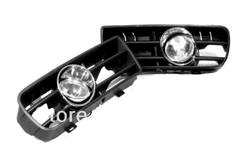Front Fog Light Kit For VW Golf MK4 front light