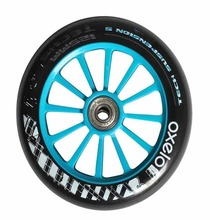 OXELO Scooter part PU wheel, 100mm – 175mm PU Rubber Wheel