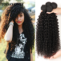 Brazilian Kinky Curly Virgin Hair Bundle Deals 8A Grade Virgin Unprocessed Human Hair Afro Kinky Curly Weave Human Hair Bundles