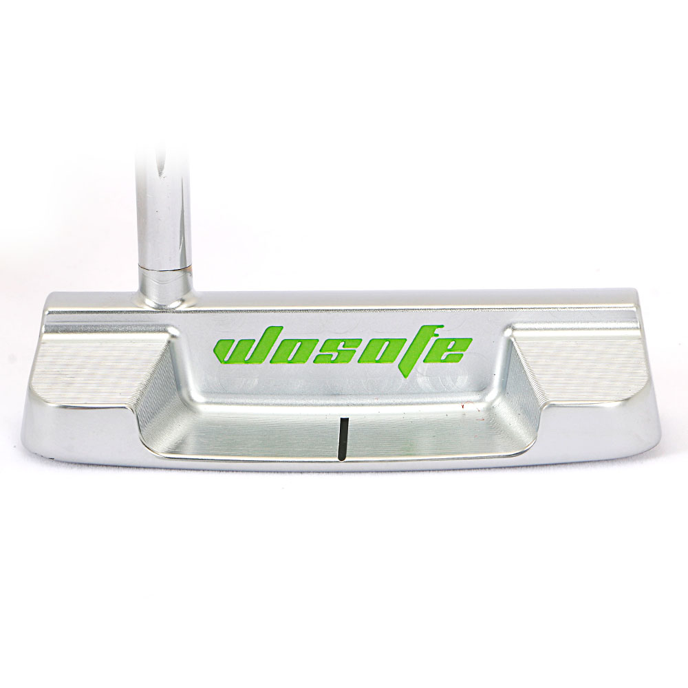 Image 4 - 2019NEW Golf Clubs Putter Silver straight men's right hand steel shaft 33 34 35 inch golf putter free shipping-in Golf Clubs from Sports & Entertainment