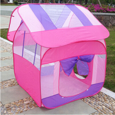 Ultralarge kids tent play house childrens pop up play tent house baby kids indoor outdoor toy tent child birthday gifts ZP42-in Toy Tents from Toys ... & Ultralarge kids tent play house childrens pop up play tent house ...