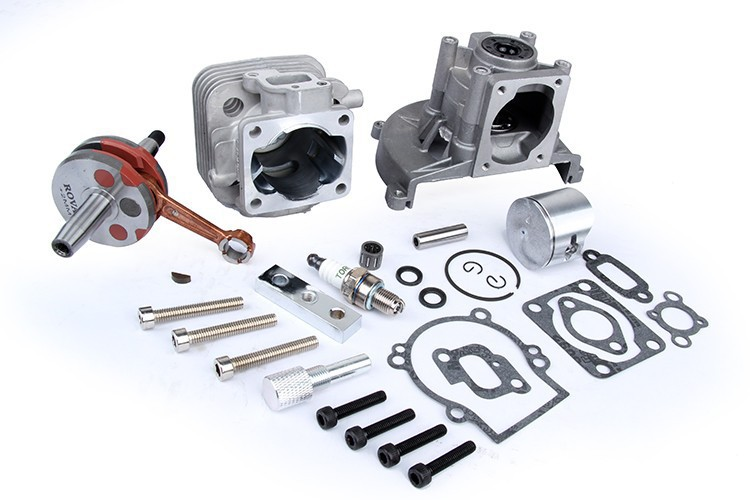 Baja Engine parts,30.5cc upgrade cylinder kit, four bolt head free shipping jiangdong engine parts for tractor the set of fuel pump repair kit for engine jd495