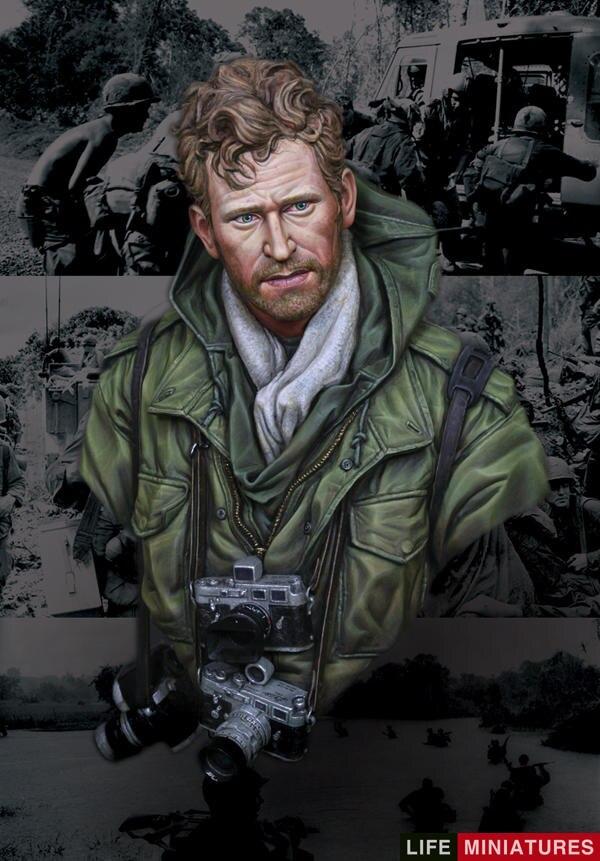 LI B001 1/9 Vietnam War American War Cameraman Vietnam War 1971 batman detective comics volume 9 gordon at war