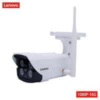 LENOVO מצלמת מעקב 2500TVL AHDM 1.3MP 1080 P חיישן מובנה 16 גרם AHD אבטחת CCTV מצלמה פנימית/חיצונית עמיד למים