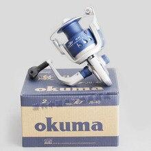 Okuma fishing reel jet-jb40 spinning wheel ultra-thin fishing wheel lure wheel fishing round