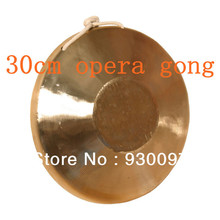 "Musical Instrument,100% hand made chianese traditional 12""opera  GONG,jing gong"