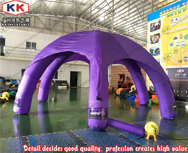 customized spider advertising inflatable dome tent for outdoor 6x3mh inflatable spider tent advertising inflatable tent inflatable party tent outdoor events tent