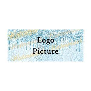 Image 3 - 100 gotejando lava cartão de papel de fundo para colocar dentro do caso deslizante oferecer impressão personalizada (adicionar negócios de design privado nome)