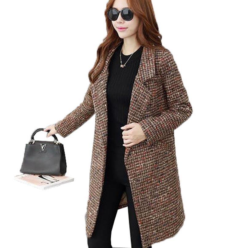 Popular Wool Coats Long-Buy Cheap Wool Coats Long lots from China ...