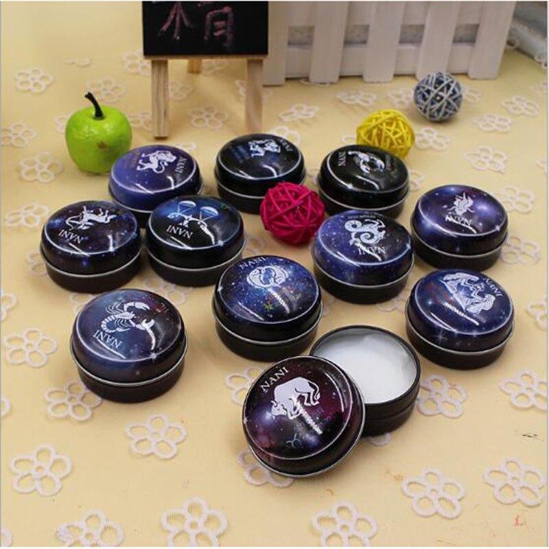 NANI Perfumes Sólidos Mágicos de Alta Calidad 12 Signos Del Zodiaco Constelación