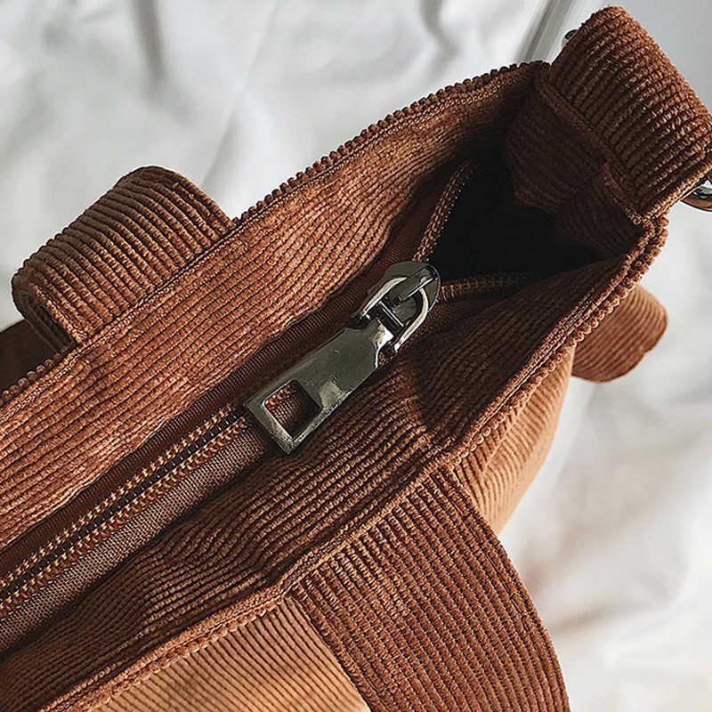 Mulheres de Veludo saco Das Senhoras Bolsas de Lona bolsa de Ombro Ocasional Saco Sacos de Compras Dobrável Saco De Praia De Algodão Pano Bolsa Feminina