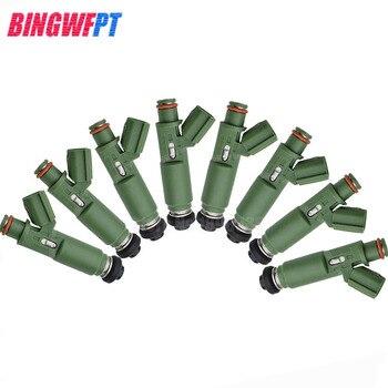 8PCS/LOT High quality New Fuel Injectors NOZZLE 23209 22040 23209 0D040 23250-0D040 23250-22040 For TOYOTA Corolla Celica Matrix