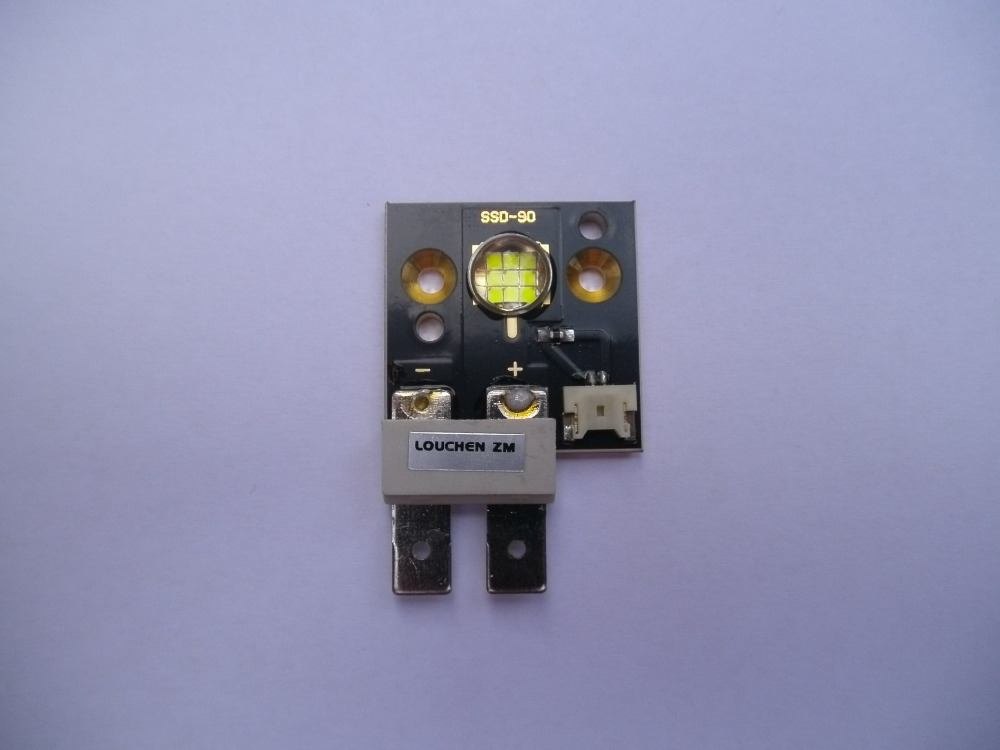 CST90 SSD90 60w led tête mobile source de lumière 6500k 3000 lumen - Éclairage commercial - Photo 2