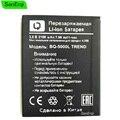 Для BQ-5000L BQ 5000L трендовая батарея 2100 mAh для BQ BQS-5000L высокое качество Bateria