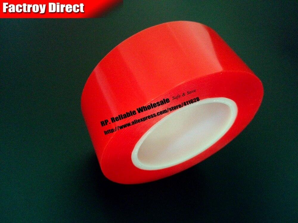 купить 1x (0.2mm Thick) RP 30mm (or 35mm/38mm) High Adhesive Clear PET Tape for Digital Camera Lens, Cover, Memory Card, Battery Mount по цене 1107 рублей