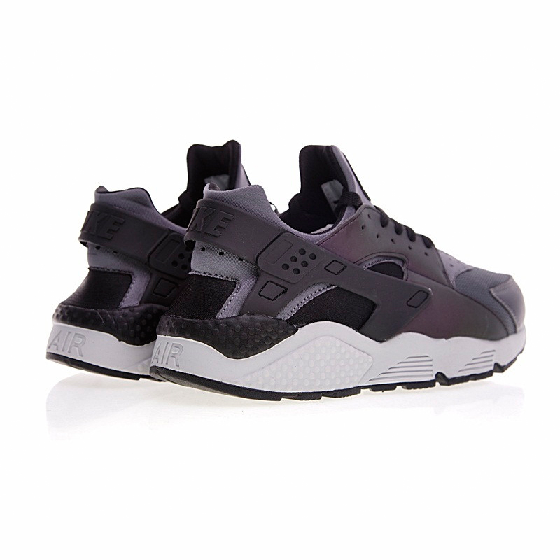 Official Original Nike Air Huarache Men Running Shoes Men Outdoor Sports Sneakers Comfortable Trainers Shoes 704830-007