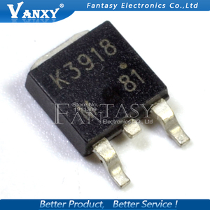 Image 3 - 10PCS 2SK3918 SOT252 K3918 SOT TO 252 MOSFET SMD new and original IC