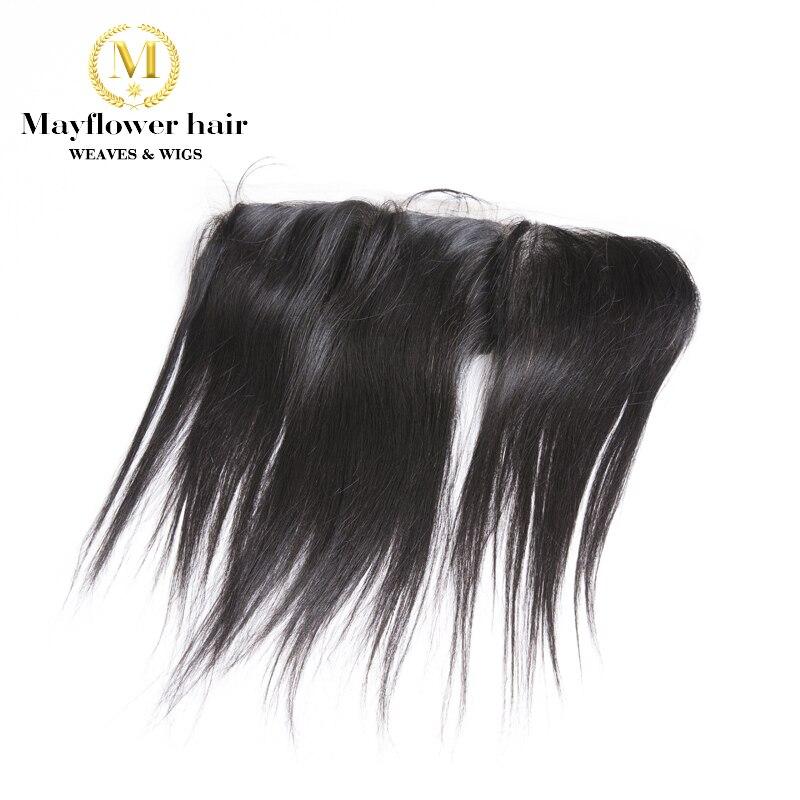 MFH Malaysian Straight Virgin Hair 13x4