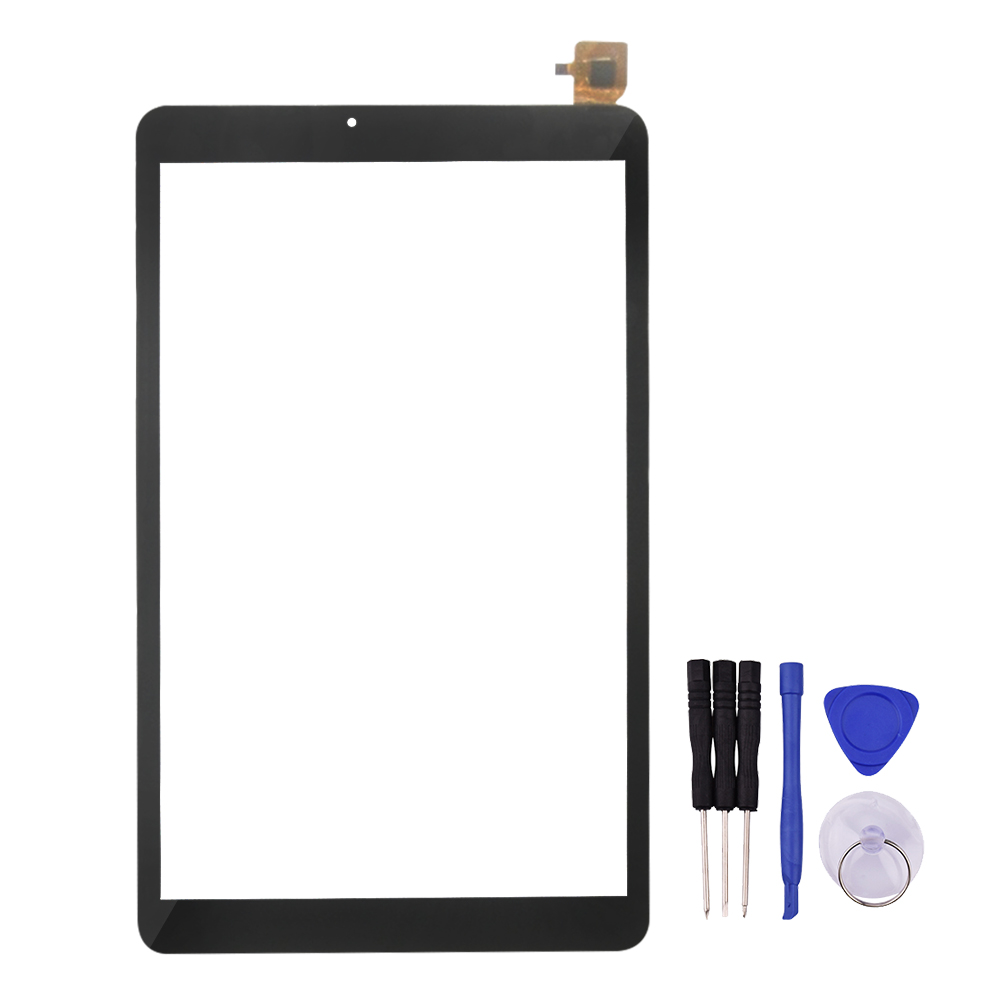 New 10.1 Inch Touch Screen for Roverpad Pro Q10 LTE Tablet PC  Panel Digitizer Sensor Repair Replacement Parts Free Shipping