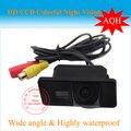 Envío gratis Sony CCD. a prueba de agua 170 de Visión Nocturna en Color de Visión Trasera Cámara posterior para BMW serie 3/5